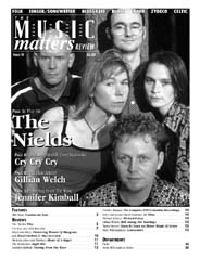 Music Matters Issue 10 Cover